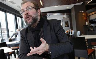 L'ancien maire PS de Hénin-Beaumont, Gérard Dalongeville.