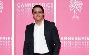 L'humoriste Brahim Bouhlel à Cannes, le 14 octobre 2020.