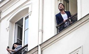 Noam Cartozo de Questions pour un balcon