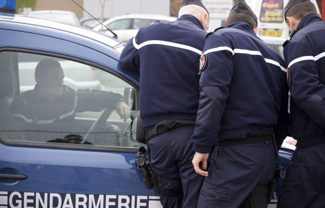 Les gendarmes de la Haute-Garonne en opération. Illustration