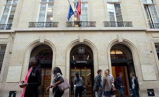 Sciences Politiques Paris. Paris, le 6 septembre 2011