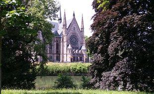 Comment les Strasbourgeois peuvent offrir un label Unesco à leur ville. Ici l'église Saint-Paul de Strasbourg.