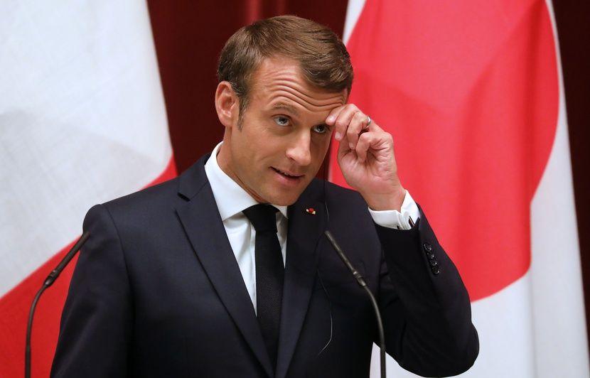 Emmanuel Macron recevra jeudi Boris Johnson puis Kyriakos Mitsotakis à l'Elysée