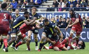 Clermont contre Toulon en quarts de Coupe d'Europe