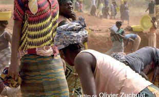 Affiche du film Le périmètre de Kamsé