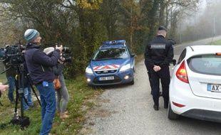 Un couple domicilié à Foulayronnes, près d'Agen (Lot-et-Garonne), a été tué mercredi matin par arme à feu devant son domicile