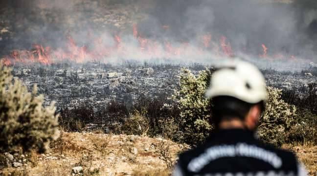 Syrie : Le régime exécute 24 personnes accusées d'avoir provoqué des incendies criminels en 2020