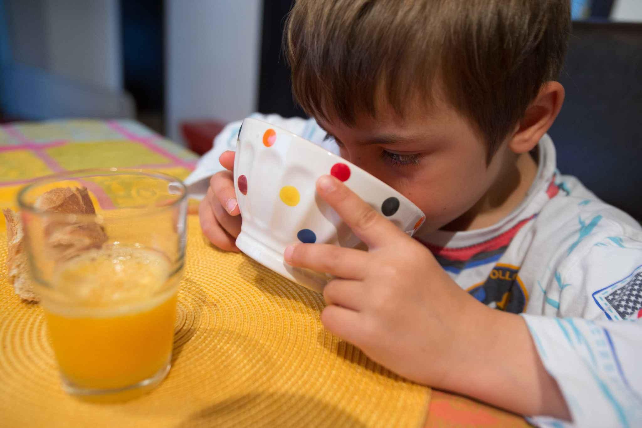Alimentation Sauter Le Petit D Jeuner Fait Perdre Deux Heures D 39 Apprentissage Par Jour
