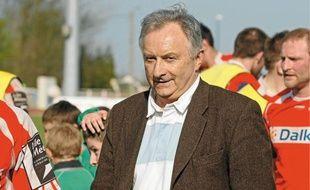 Jean-Claude Branquart a présidé le LMR de 2004 à 2014