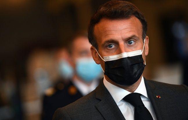 Coronavirus: 20millions de personnes ont reçu une première dose de vaccin en France, annonce Macron