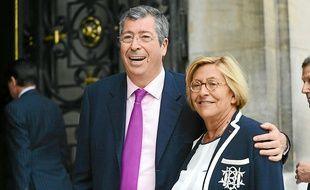 Le couple Balkany est mis en examen pour «corruption» et «blanchiment d'argent».