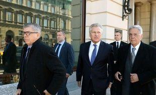 La Commission mondiale sur la lutte contre les drogues (GCDP), un nouveau groupe international de pression, a appelé mercredi à Varsovie à développer des politiques orientées vers la prévention et la régulation, estimant que la guerre contre la drogue était un échec.