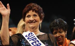 La septuagénaire a été élue dimanche soir à l'opéra de Nice
