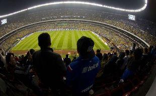 Le stadium Azteca au Mexique