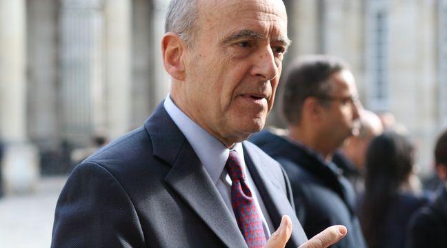 Alain Juppé, à l'hôtel de ville de Bordeaux le 16 novembre 2015 – M.Bosredon/20Minutes