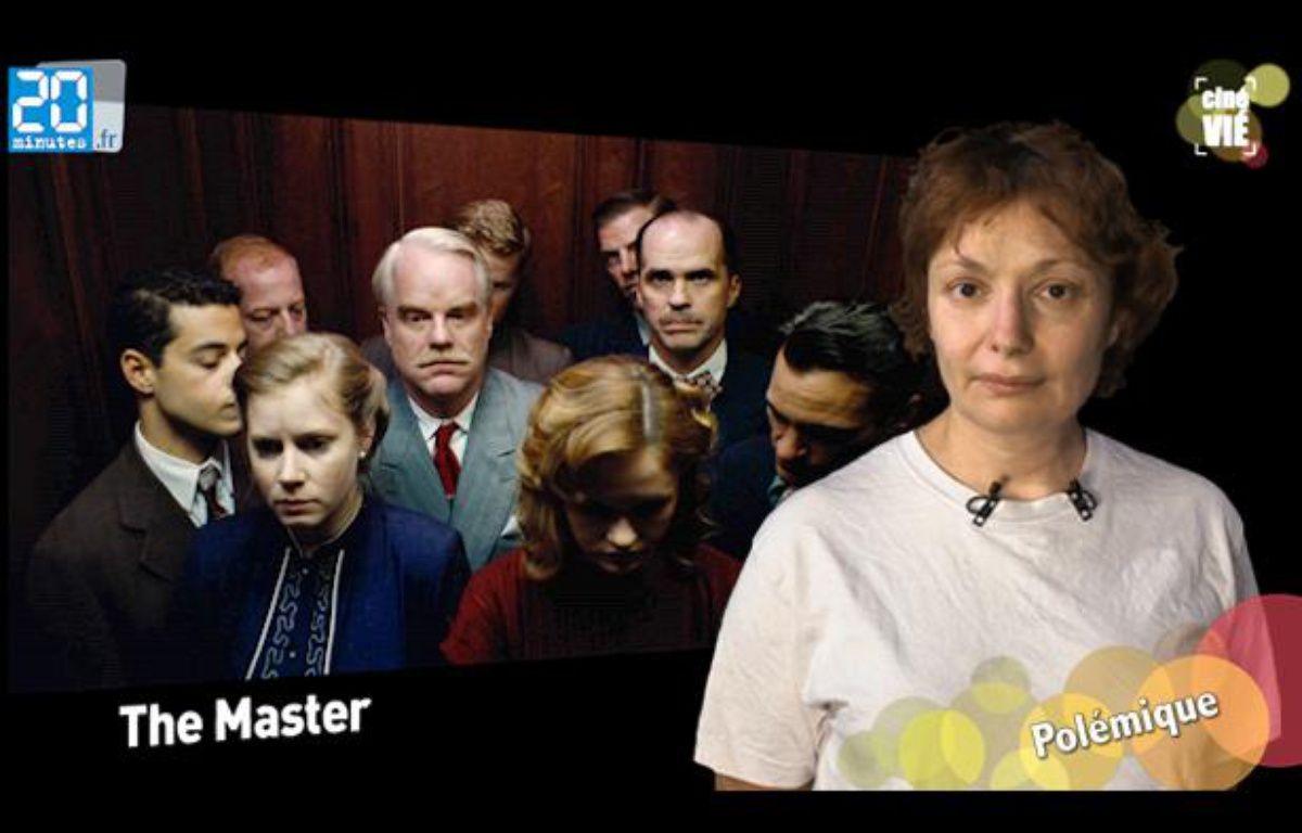 Caroline Vié, critique ciné de 20 Minutes, décrypte «The Master».  – 20 MINUTES