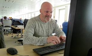 Philippe Etchebest en chat à la rédaction de «20 Minutes», le 2 mars 2015.