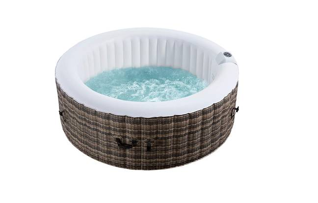 Spa gonflable Arebos