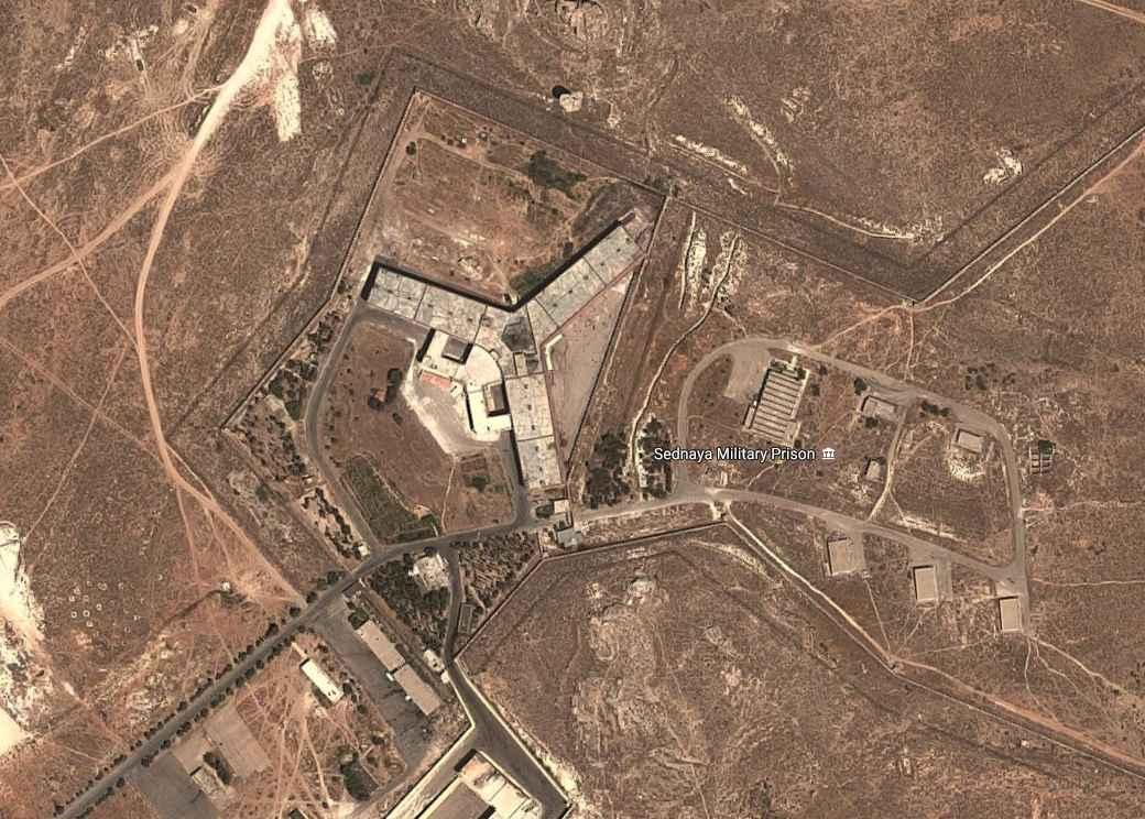 Syrie: 13.000 personnes pendues en cinq ans dans une prison (Amnesty)