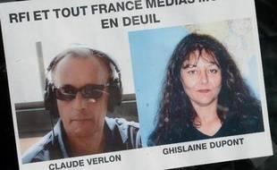 """La presse française de lundi exprime son """"horreur"""" et son """"émotion"""" après la mort de deux journalistes de RFI enlevés et tués samedi au Mali, où se déroule encore pour longtemps une guerre """"complexe"""" contre """"un ennemi insaisissable""""."""