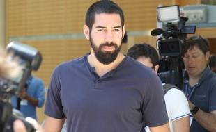 Nikola Karabatic est attendu à la barre ce mercredi.