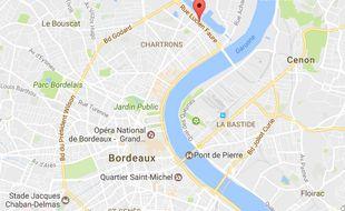 Les voleurs ont été surpris alors qu'ils dépouillaient des véhicules stationnés rue Lucien Faure.