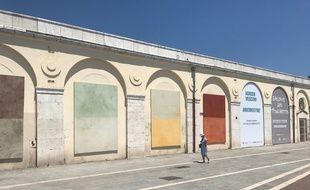 La galerie des Ponchettes sera détruite à la fin de l'année. Seules les arcades seront conservées.