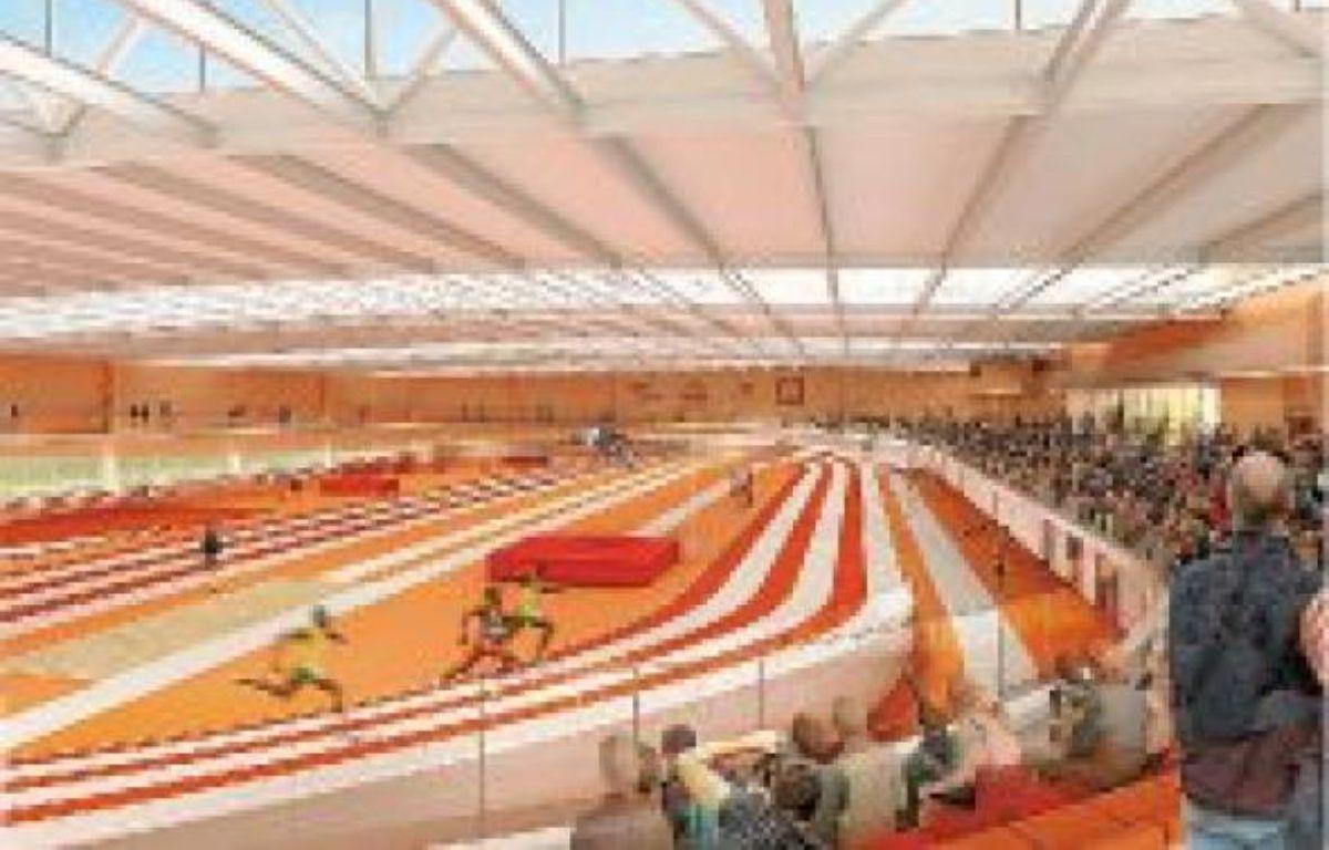 La première pierre du futur stade sera posée d'ici 13 à 14 mois. –  CHABANNE ET PARTENAIRES ARCHITECTESCHABANNE ET PARTENAIRES ARCHITECTES