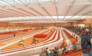 La première pierre du futur stade sera posée d'ici 13 à 14 mois.