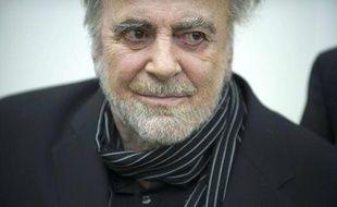 Maximilian Schell le 8 décembre 2010, jour de son 80e anniversaire.