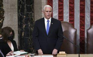 Mike Pence est le vice-président des Etats-Unis depuis janvier 2017.