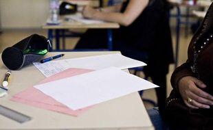 A Lille, les professeurs menacent de ne corriger que deux tiers des copies de philo.