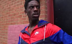 Extrait du clip «Elm Street» du rappeur Jimmy Wopo, tué en pleine rue à l'âge de 21 ans