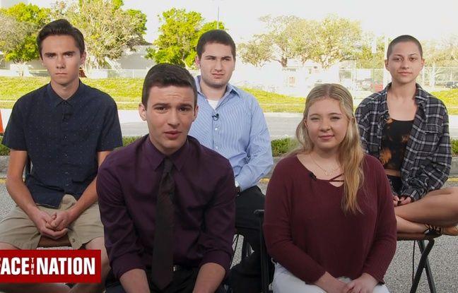 #NeverAgain: Les ados rescapés de la tuerie de Floride, figures de la résistance anti-armes