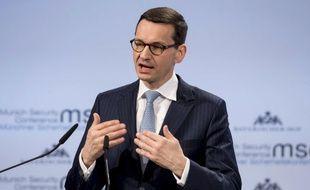 Le Premier ministre polonais a créé la polémique cesamedi en parlant d'«auteurs juifs» de la Shoah.