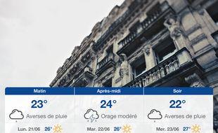 Météo Montpellier: Prévisions du dimanche 20 juin 2021
