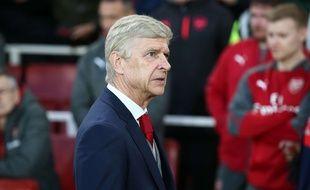 Arsène Wenger va quitter Arsenal à la fin de la saison