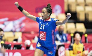 Estelle Nze Minko, la MVP de l'Euro.