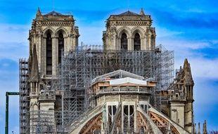 Les travaux de sécurisation de Notre-Dame sont enfin achevés, plus de deux ans après l'incendie.