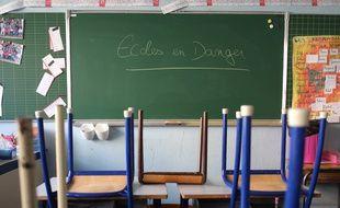 L'état de délabrement des écoles à Marseille était l'un des enjeux forts des dernières municipales.