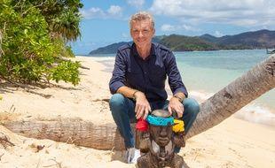 Denis Brogniart présente la nouvelle édition de «Koh-Lanta», émission dont il est indissociable.