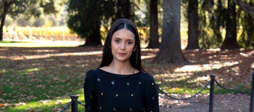 L'actrice Nina Dobrev