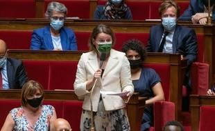 Valerie Rabault, le 20 juillet 2021 à l'Assemblée nationale.