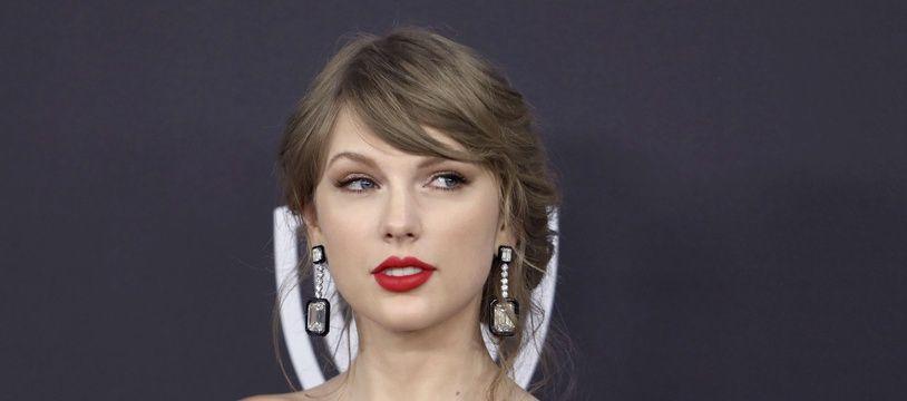 La chanteuse Taylor Swift à Beverly Hills.