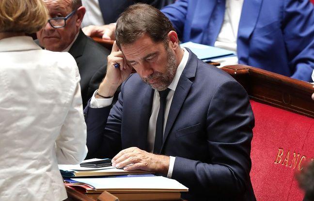 Permanence LREM dégradée: Christophe Castaner qualifie d'«attentat» le saccage du local à Perpignan