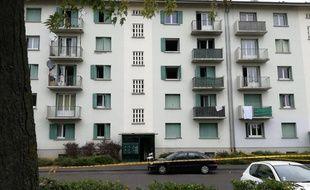 L'immeuble où a pris l'incendie meurtrier dans un cave à Mulhouse est situé au 4, rue de Saint-Nazaire dans le quartier de Bourtzwiller.