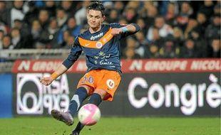 Rémy Cabella a inscrit le seul but de la rencontre au début de la seconde période.