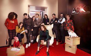 La 3e édition du festival Canneseries se clôturera par deux épisodes de la saison 4 de « Dix pour cent ».