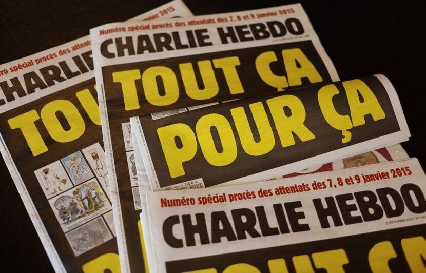 Attentats De Janvier Charlie Hebdo Et Une Centaine De Medias Lancent Un Appel Pour La Liberte D Expression