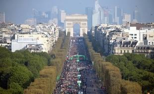 Le marathon de Paris a été annulé en 2020